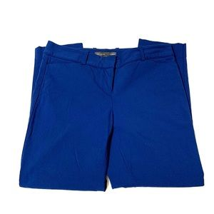Limited Exact Stretch Ankle Pants - Blue